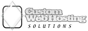 Custom Web Hosting